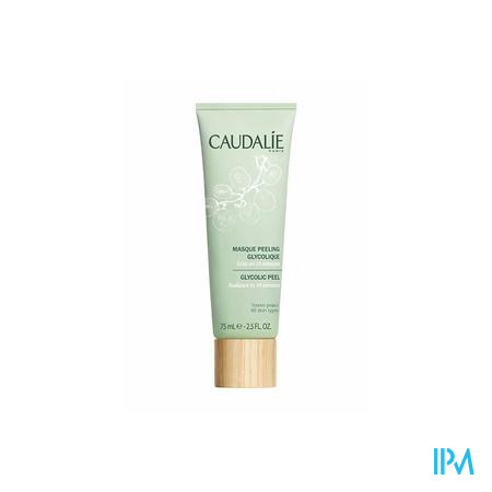 Caudalie Cleansers Masker Glycol Peeling 75ml