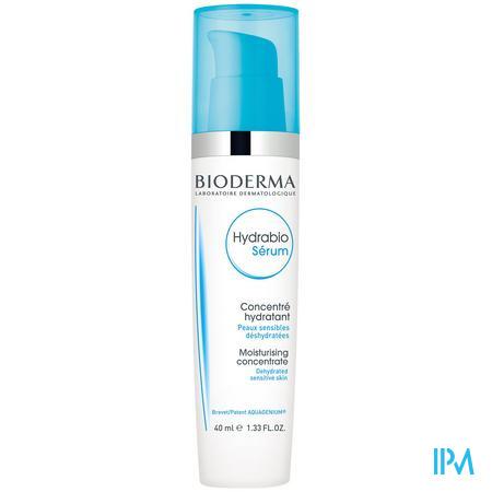 Bioderma Hydrabio Serum Conc.hydra Pompfl 40ml