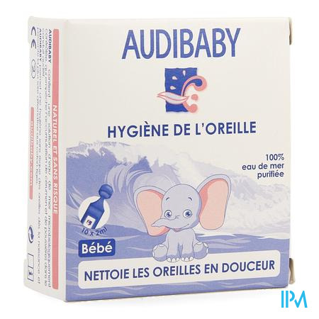 Audibaby Unidosis 10 X 2ml Verv.1727130
