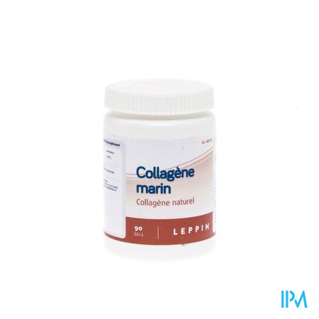 Leppin Collageen Marin 90 capsules