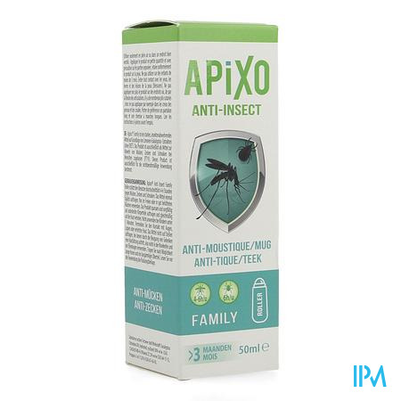 Apixo A/insect Family Roller 50ml