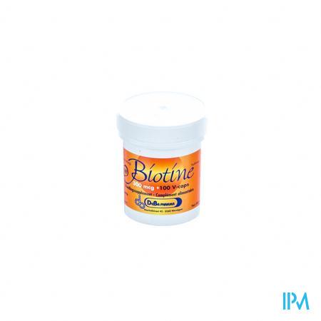 Biotine 300mcg 100 capsules