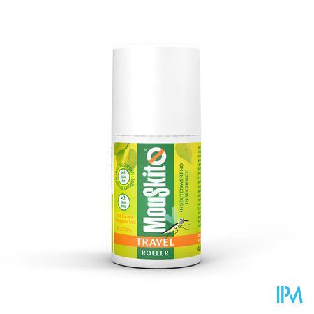 Mouskito Travel Roller Zuid-Europa 30% DEET 75 ml