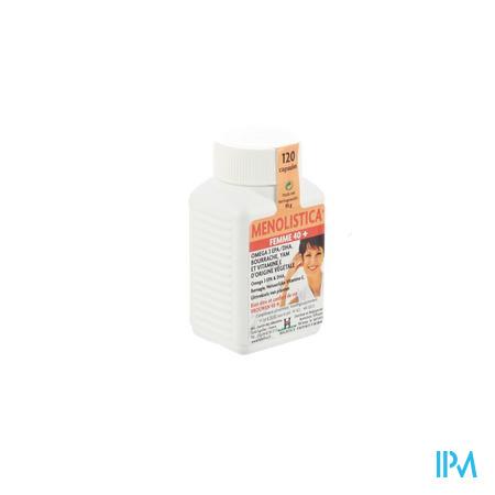 Bioholistic Menolistica 120 capsules
