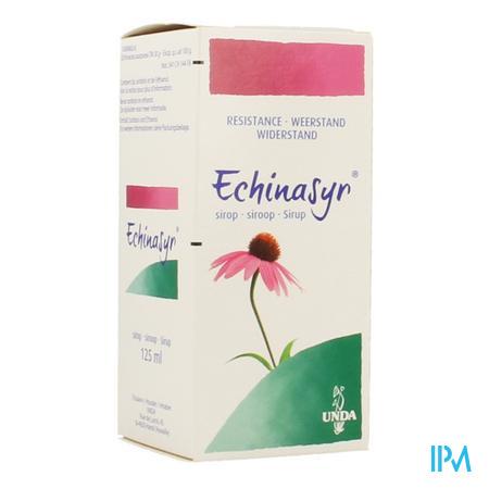 Echinasyr Sirop 125ml Unda