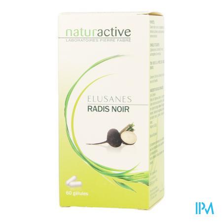 Elusanes Radis Noir Pot Gel 60