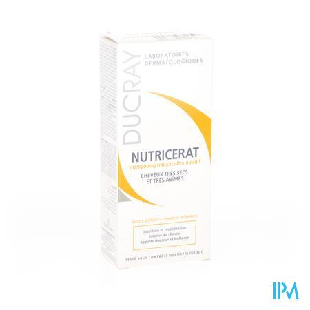 Afbeelding * Ducray Nutricerat Ultravoedende Verzorgende Shampoo voor Droog Haar 200 ml.