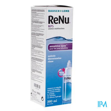 Bausch Lomb Renu Multi-purpose 360 ml