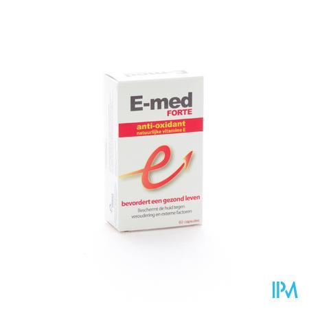EMED FORTE CAPS 60 X 250IE/UI