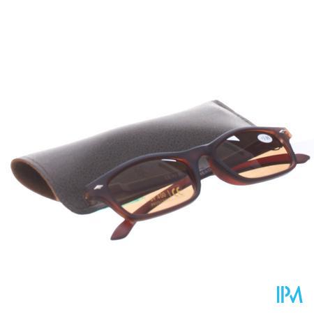 Sunreader Zonneleesbril +3.00 Brown