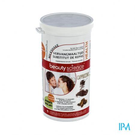 Beauty Science Milkshake Cappuccino 700 g