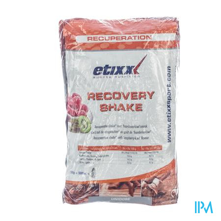 Etixx Recovery Complex Framboise Poudre 50g 6 unidosis