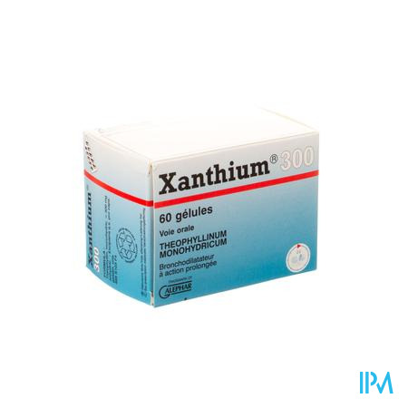 Xanthium 300 Caps 60 X 300mg