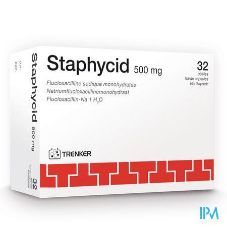Staphycid Caps 32x500mg