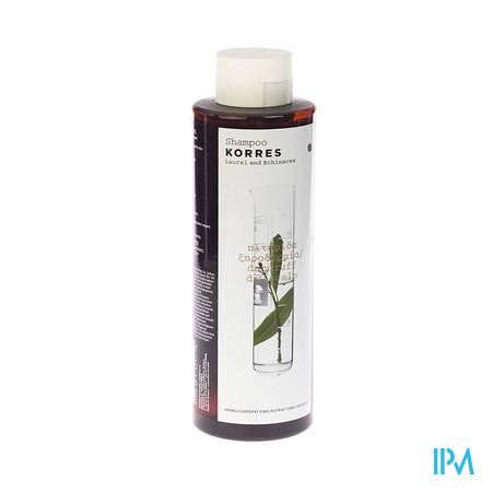 Korres Shampoo Laurel & Echinacea 250 ml