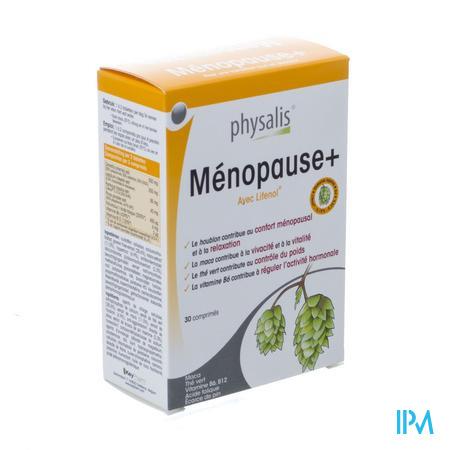 Physalis Menopauze+ Comp 30 Verv.2599140