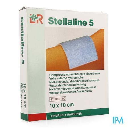 Stellaline 5 Comprimés Ster 10,0x10,0cm 10 36039