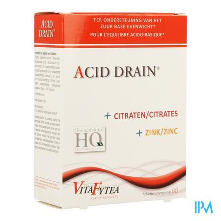 Vitafytea Acid Drain 60 tabletten