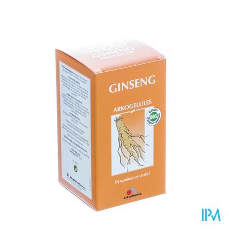 Arkogelules Ginseng Vegetal 150