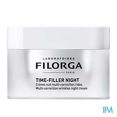 Filorga Time Filler Set Anti-wrinkle Night Day