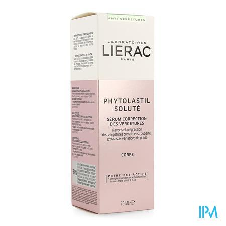Lierac Phytolastil Solute sans parabene Flacon Pompe 75 ml