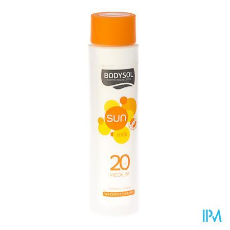 Bodysol Lait Solaire Spf20 150 ml