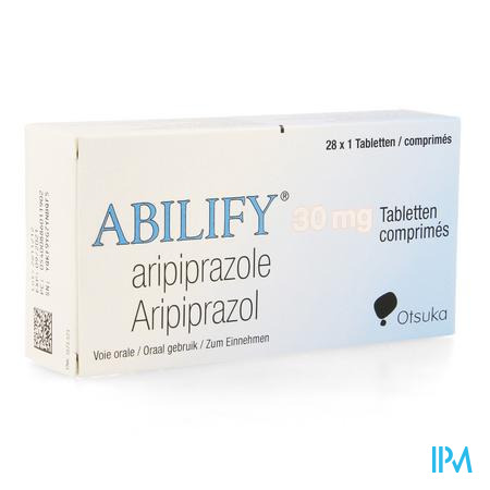 Abilify 30mg Pi Pharma Comp 28 X 30mg Pip