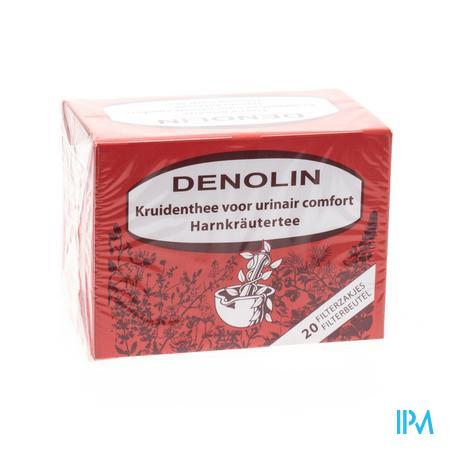 Denolin Thee Nier Filters Zakjes 20