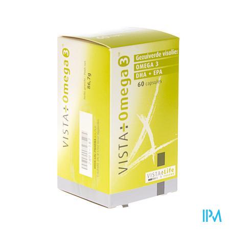 Vista Omega 3 60 capsules