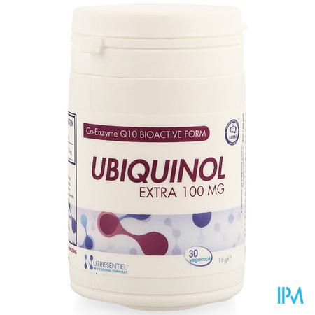 Ubiquinol Extra 100mg V-caps 30