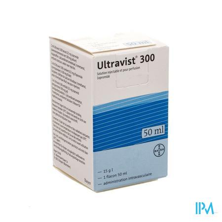 Ultravist 300 Fl Inj 1 X 50ml