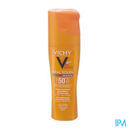 Vichy Capital Soleil Spray Soleil IP50+ 200 ml