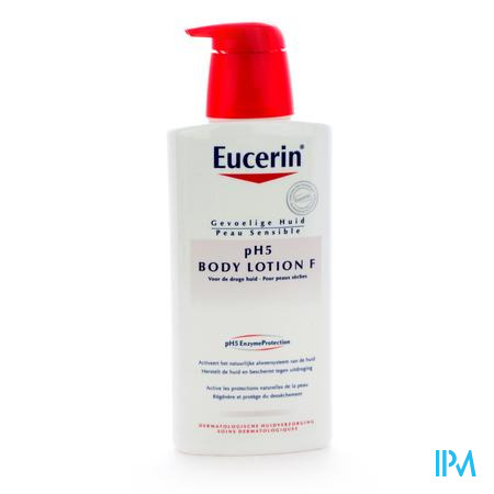 Afbeelding Eucerin PH5 Bodylotion F + Pomp 400ml.