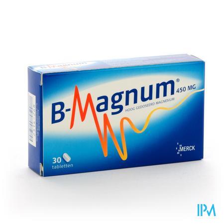 B-magnum Tabletten 30x450 mg 1371-376