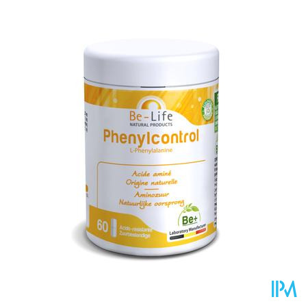 Be-Life Phenylcontrol 60 capsules
