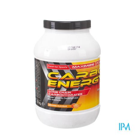 Carbo Energy Sinaas 2 kg poeder