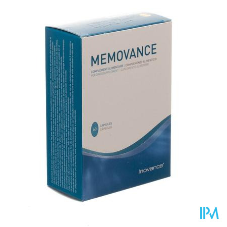 Inovance Memovance Ca113 60 capsules