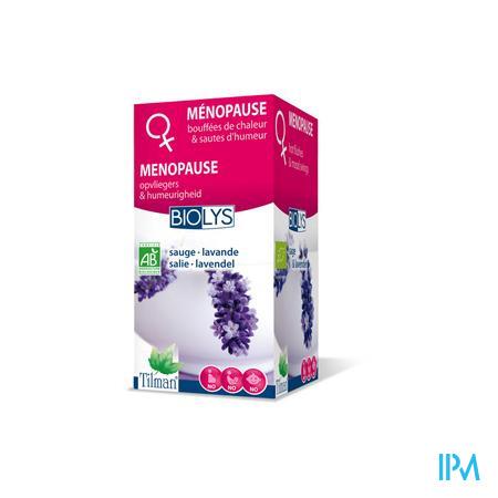Biolys Salie-Lavendel Infusie 20 theezakjes