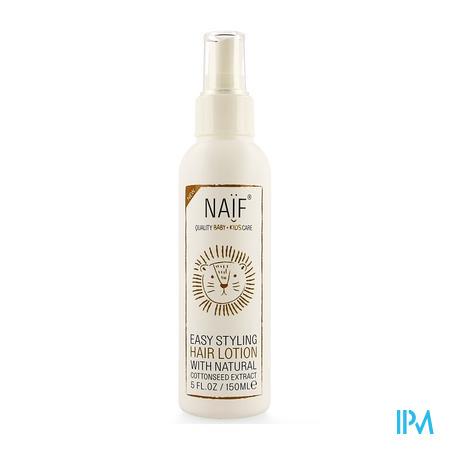 Naif Hair Lotion Spray Fl 150ml