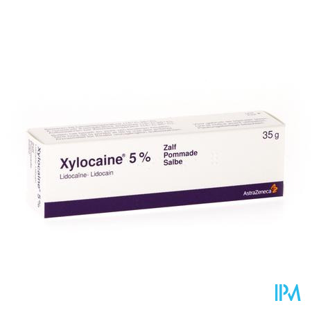 Xylocaine Ung. 35 gr 5 %