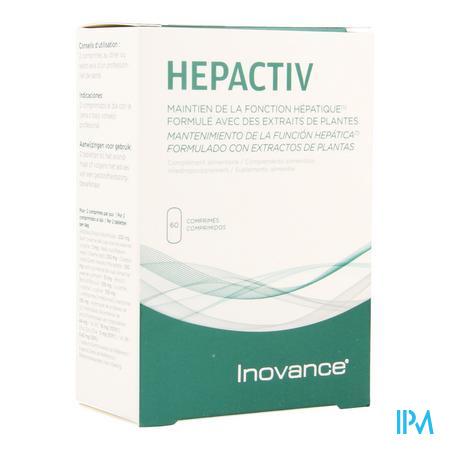 Inovance Hepactiv Comprimés 60