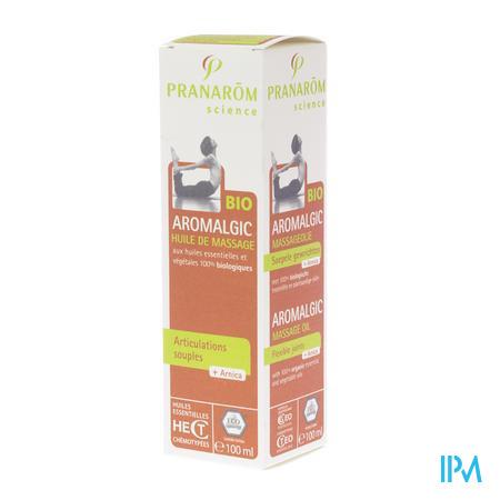 Aromalgic Massageolie Pompfles 100 ml