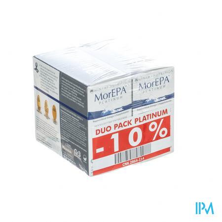 Morepa Platinum 2 x 60 capsules