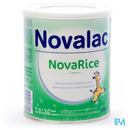 Novalac Novarice Poudre 800 g