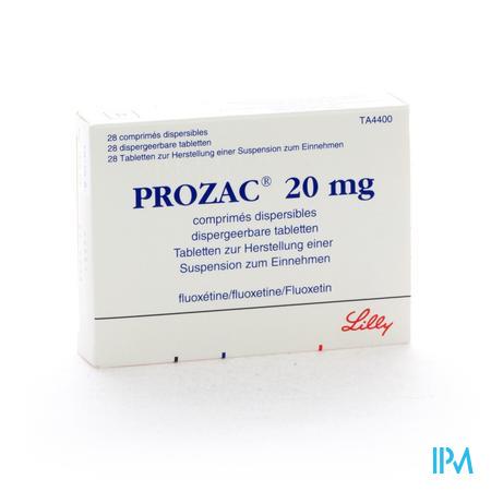 Prozac Comp Disp 28x20mg