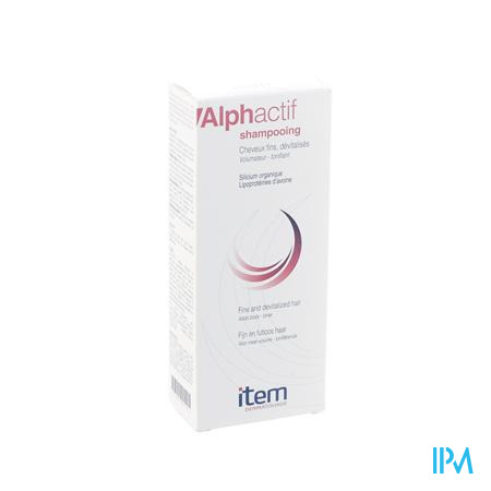 Item Sh Alphactif 200ml