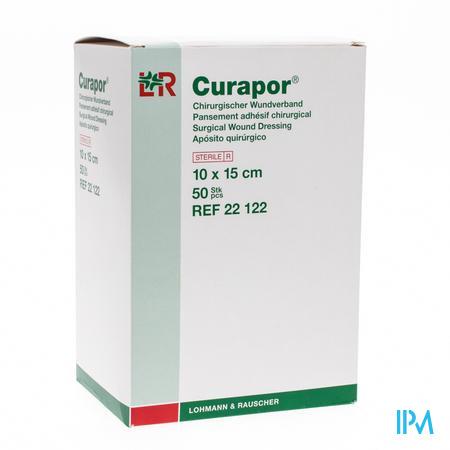 Curapor Verband Adh Steriel 15Cmx10Cm 22122 50 stuks