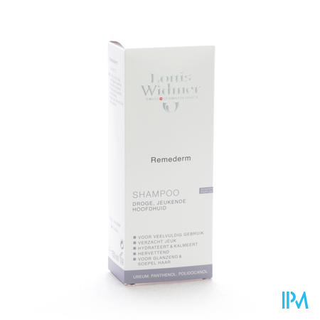 Widmer Remederm Shampoo N/parf 150ml