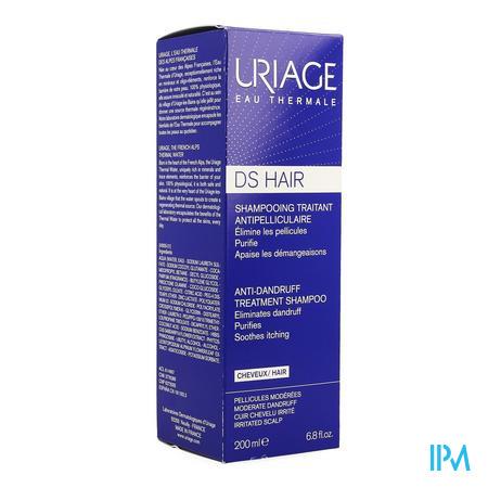 Uriage Ds Hair Shampoo A/roos 200ml