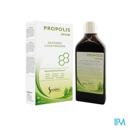 Soria Propolis Sirop 200 ml